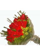 buque de rosas colombianas